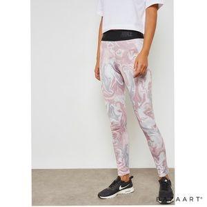 Nike Leg-A-See Marble Leggings